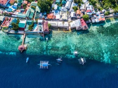 Oslob Cebu Philippines
