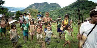 Mangyan Tribe
