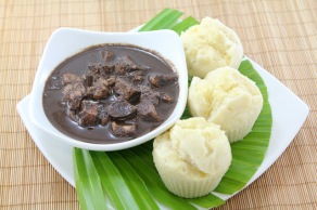 dinuguan with puto