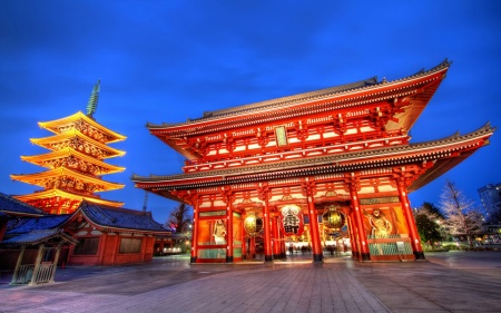 Asakusa-Sensoji-temple
