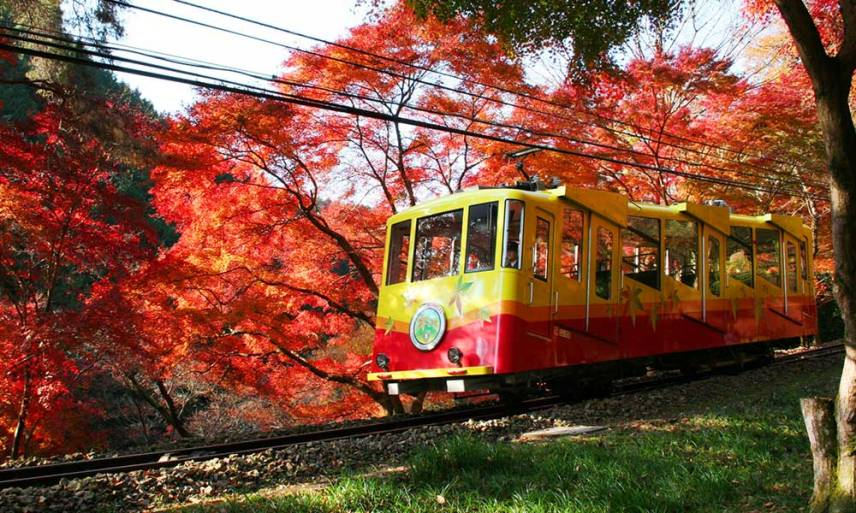 Going to Mount Takao