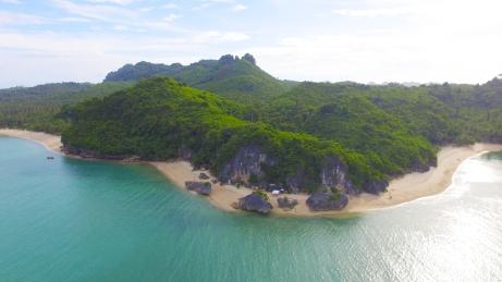 Borawan-Island