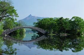 Ōnuma Quasi-National Park Summer