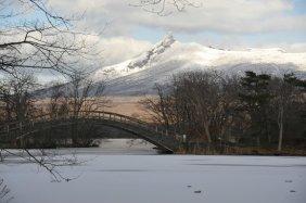 Ōnuma Quasi-National Park Winter