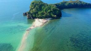Camara Island Sandbar