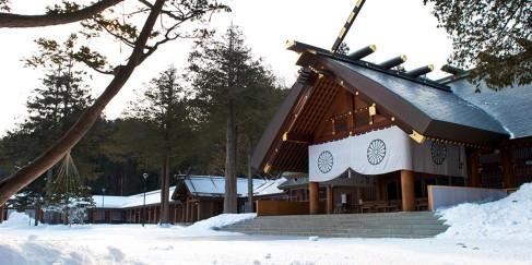 hokkaido-Shrine