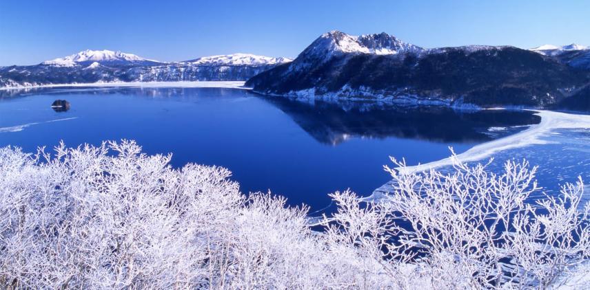 Lake-Mashū