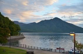 Lake Shikotsu - Japan