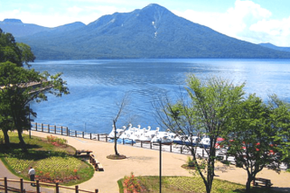 Lake-Shikotsu Japan