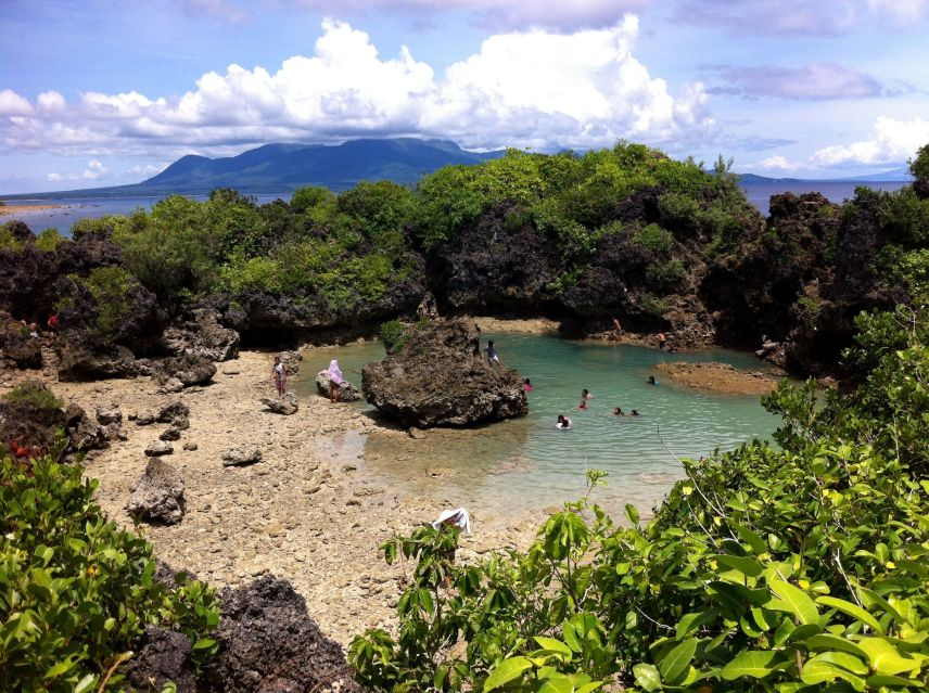 Pagurian Island