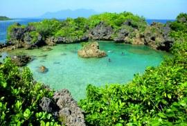 Pagurian Island Sorsogon