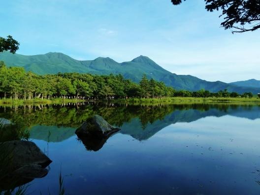 Shiretoko Fice Lakes
