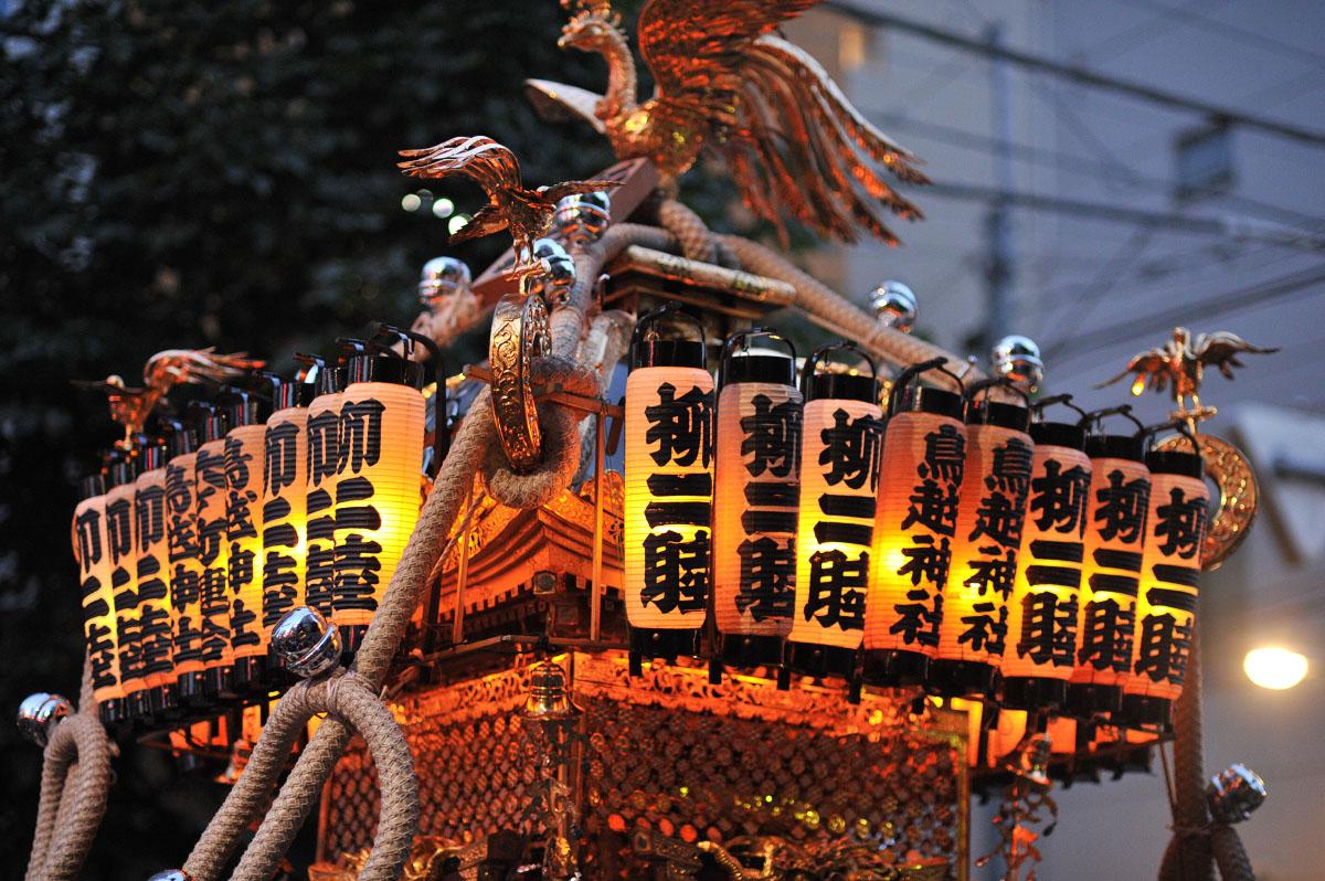 Torigoe Matsuri Festival