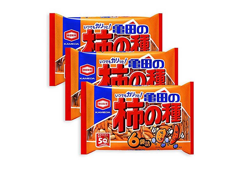 Kaki no Tane Rice Cracker