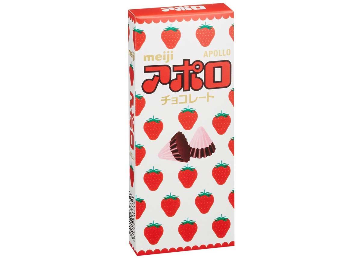 Apollo Strawberry Chocolate